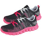 Fashion Women Shoes Lady Pumps Trainers Lace Up Mesh Sports Running Casual Gym