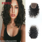"4""x4"" Natural Wave 100% 8A Brazilian Human Hair Free/Middle/3Part Lace Closure"