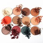 MOLEE Refill Eye Shadows 12 Shades Cosmetics Pigment Fit Magnetic Makeup Palette