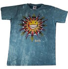 Mens No Time T Shirt Trippy Boho Festival Sunshine Hippy Rare Cotton Large
