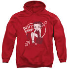 Betty Boop LOVER GIRL Heart Arrow Licensed Sweatshirt Hoodie $41.71 USD on eBay