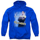 Star Trek Voyager TUVOK Licensed Sweatshirt Hoodie on eBay