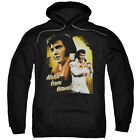 Elvis Presley ALOHA Licensed Adult Sweatshirt Hoodie
