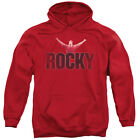 Rocky Movie VICTORY Pose Logo DISTRESSED Adult Sweatshirt Hoodie $43.9 USD on eBay