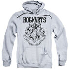 Harry Potter HOGWARTS ATHLETIC Licensed Adult Sweatshirt Hoodie