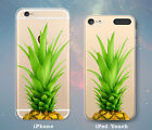 Pineapple Leaves Case for iPhone 7 7 Plus 6s 6 SE 5s 5 5c iPod 6th 5th