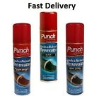 Punch Suede Nubuck Renovator Shoes Boots Trainers Colour Restoration Spray Dye