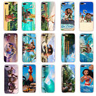 Brave Guardian Princess Moana Hardshell Rugged Cover Case For iPhone Series