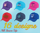 Personalised Cap  Embroidered Sunhat Sun Hat School
