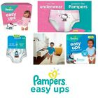 Pampers Easy Ups Training Underwear 2T-3T,  26 Count -  Boys Thomas,  Girls Kitty