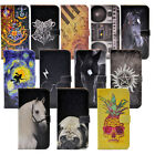 Harry Potter Horse Supernatural Leather Wallet Card Case Cover For iphone 6 6S