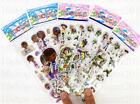 Wholesale!Disney cartoon PVC Puffy Stereoscopic Stickers car