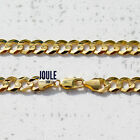 """14K AUTHENTIC SOLID YELLOW GOLD CURB CUBAN LINK CHAINS 1.5MM TO 5MM SIZE 16""""-36"""""""