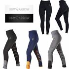 Bow & Arrow Gym Exercise Running Ladies Horse Riding Breeches Leggings Tights