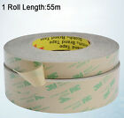3M #468MP Clear Super Strong Double-sided Acrylic Foam Adhesive Tape Waterproof