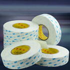 Image of Brand 3M White Double-sided PE Foam Tape Strong Adhesive - Long 3m 15m 30m