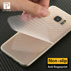 New 3D Carbon Fiber Skins Protective Sticker For Samsung Galaxy A9 Pro