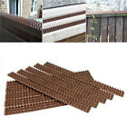 10/20pcs x Wall Fence Spikes Cat Bird Spikes Intruder Deterrent Repellent 49cm