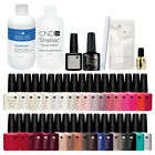 CND Shellac starter kit  All the essentials  Choice of 1-10 colors Prep & Finish