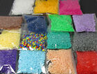 1000 x 2.5mm Mini Fuse Beads, 12.5 gram Refill Bags for OUR kits. UK Seller