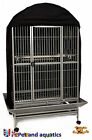 Bird Cage Covers Assorted Sizes, Black