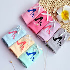 3 7 10 Pcs Lot Women's Cute Cotton Briefs Panties Fashion Basic Underwear,XS S M