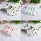 Fashion Cotton 5 Pairs Comfortable Dots Baby Socks Star Girl/Boy