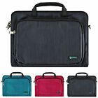 "Slim 15.6"" Luxury Ultrabook Laptop Sleeve Handle Bag Pouch Case Cover"