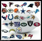 NFL LICENSE FOOTBALL TEAM LOGO INDOOR STICKER LAPTOP CELL PHONE YOU PICK