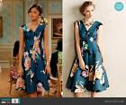 HOT!!!!! NEW $218 Anthropologie Moulinette Soeurs Baikal Dress 4 6 8 S/M 3sizes
