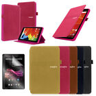 Premium PU Leather Folio Case  for  RCA 7 Voyager & RCA Voyager II 7 inch tablet