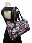 "US HANDMADE DOCTOR BAGS WITH  ""FRIDA "" PATTERN, COTTTON, NEW"