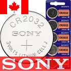 CR2032 SONY Lithium Battery DL2032 2032 3V batteries coin cell button