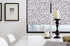 Roller Blind, Chatsworth, louvolite Fabric, Top Quality, Patterned, Check Design