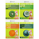 1PC Absolute Cooling EYE PAD Kiwi, Cucumber, Aloe, Orange with Vitamin C 16 Pads