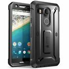 SUPCASE Google Nexus 5X Case Unicorn Beetle Pro Rugged Belt Clip w/ Screen Pro