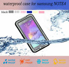 Waterproof Premium Shockproof Dirt Proof Case Cover For Samsung Galaxy Note 4