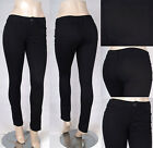 NWT Junior uniform black color stretch skinny jeans free shipping pack of 3pairs