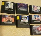 Sega Genesis Games Lot of  7 Games STORMLORD! AND GOLDEN AXE