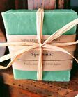 Handmade Organic Vegan Soap Bar - Homemade - Large 5 oz. Bar - Lots of Scents