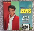 ELVIS KISSIN COUSINS SILVER TOP STEREO - LSP-2894 W/ CAST ON COVER M-/M