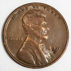 1931-S Lincoln Wheat Cent Penny Beautiful High Grade Coin Rare Date LOT A