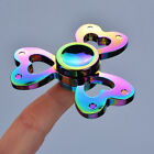 Fingertips Gyro Hand Fidget Spinner Anxiety Toy for kids/Adu Zinc Alloy Colorful