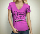 Support Woman's Right to Choose--Any Gun She Wants! T-Shirt