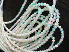 "16"" Natural Fire Play Ethiopian Welo Opal Round gemstone beads Strand WOB1"