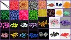 500 x 5mm Fuse Beads, Choose Colour, Melty Beads, BUY 3 GET FREE TWEEZERS UK