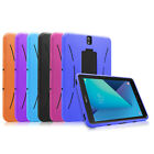 Hybrid Tough Hard Protective Case for Samsung Galaxy Tab S3 9.7 inch T820 T825