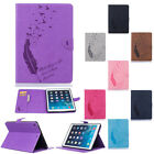 Shockproof Leather Flip Stand Rugged Hard Case Smart Cover For iPad Mini 1 2 3 4