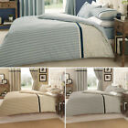 New Luxury Stripes Valeria Reversible Duvet/ Quilt Cover Bedding Sets All Size