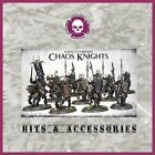 BITS WARHAMMER BATTLE AOS CHAOS KNIGHTS CHEVALIERS DU CHAOS